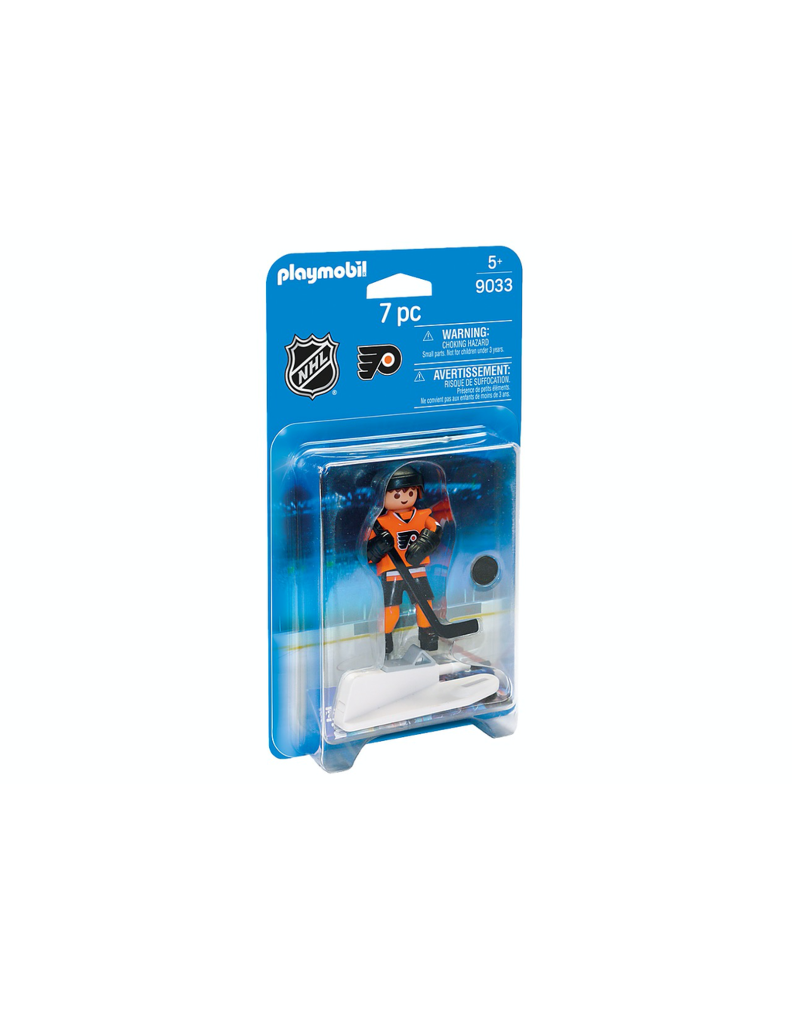 Playmobil NHL® PHILADELPHIA FLYERS® PLAYER 9033