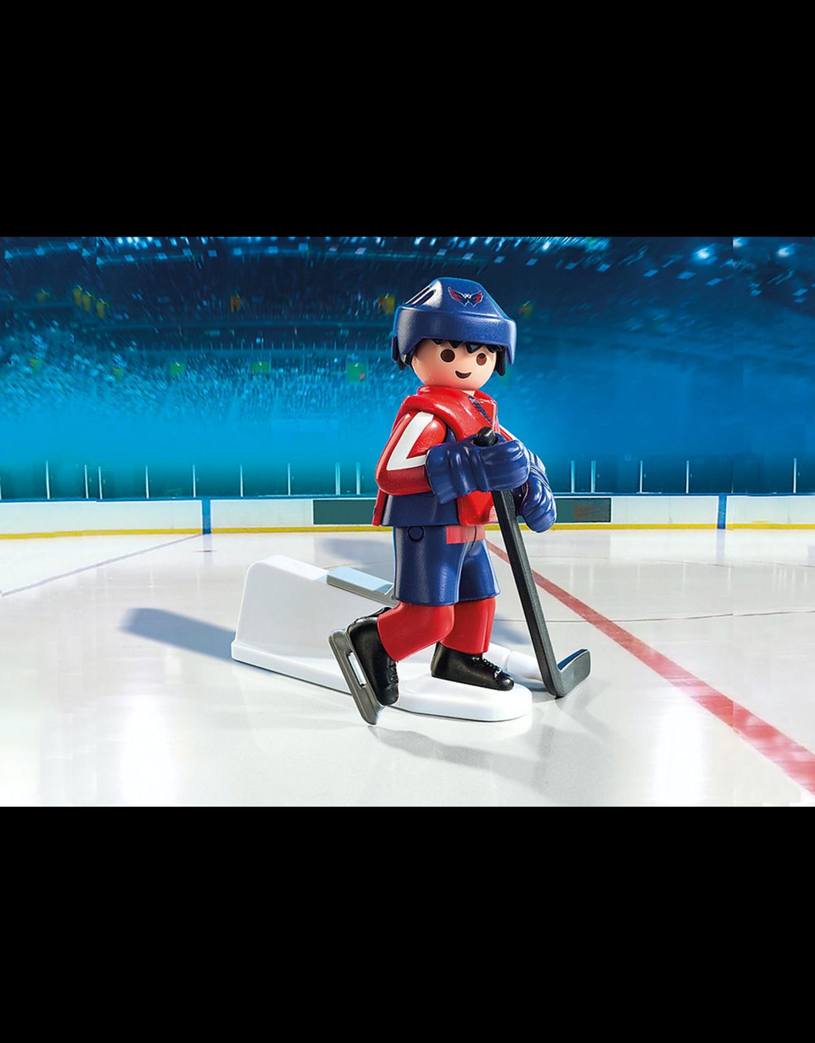 Playmobil NHL® WASHINGTON CAPITALS® PLAYER 9035