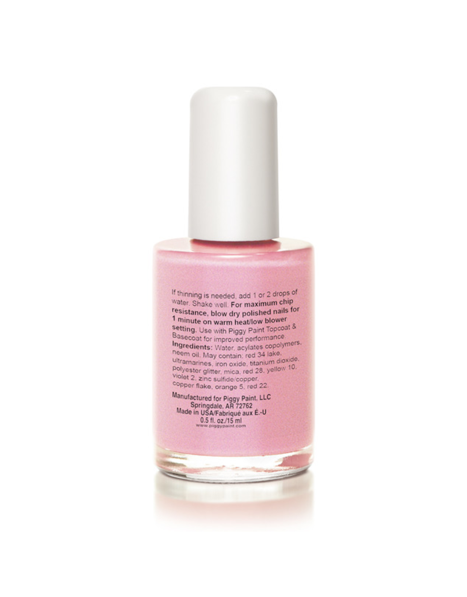 Piggy Paint SWEETPEA NAIL POLISH