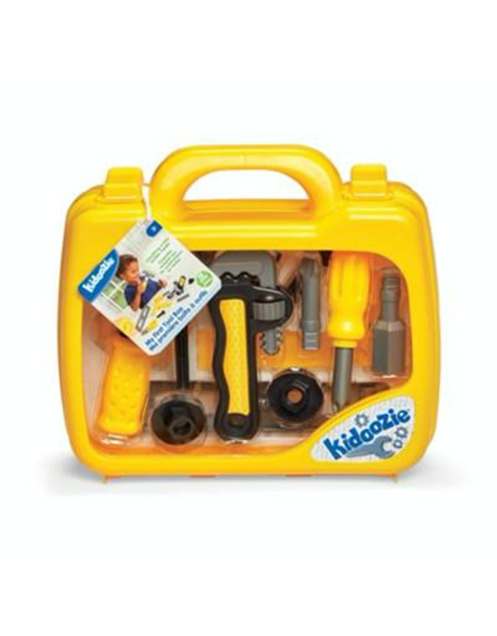 Kidoozie MY FIRST TOOL BOX SET