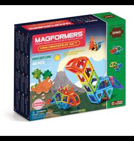 Magformers MINI DINOSAUR SET 40 PIECES