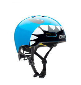 Nutcase LITTLE NUTTY LIL' JAWS METALLIC MIPS HELMET – Y