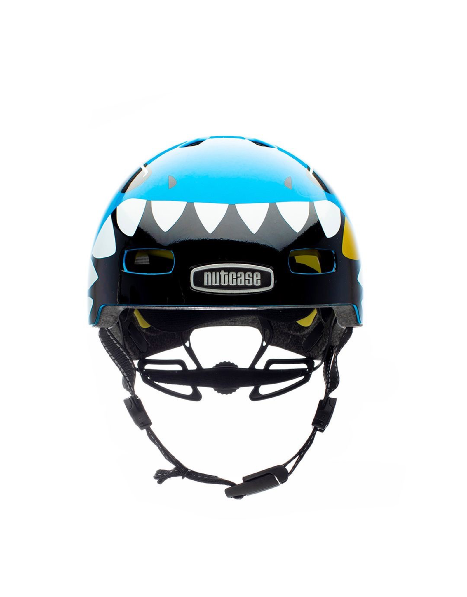 Nutcase LITTLE NUTTY LIL' JAWS METALLIC MIPS HELMET – T