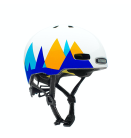 Nutcase LITTLE NUTTY MTN. CALLING GLOSS MIPS HELMET – T