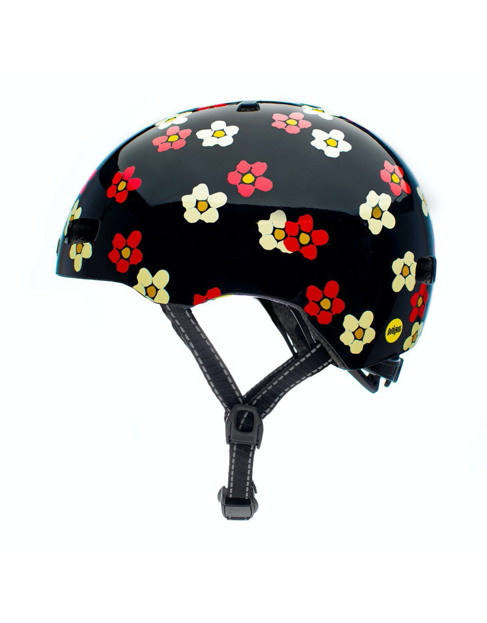 Nutcase STREET FUN FLOR-ALL GLOSS MIPS HELMET S