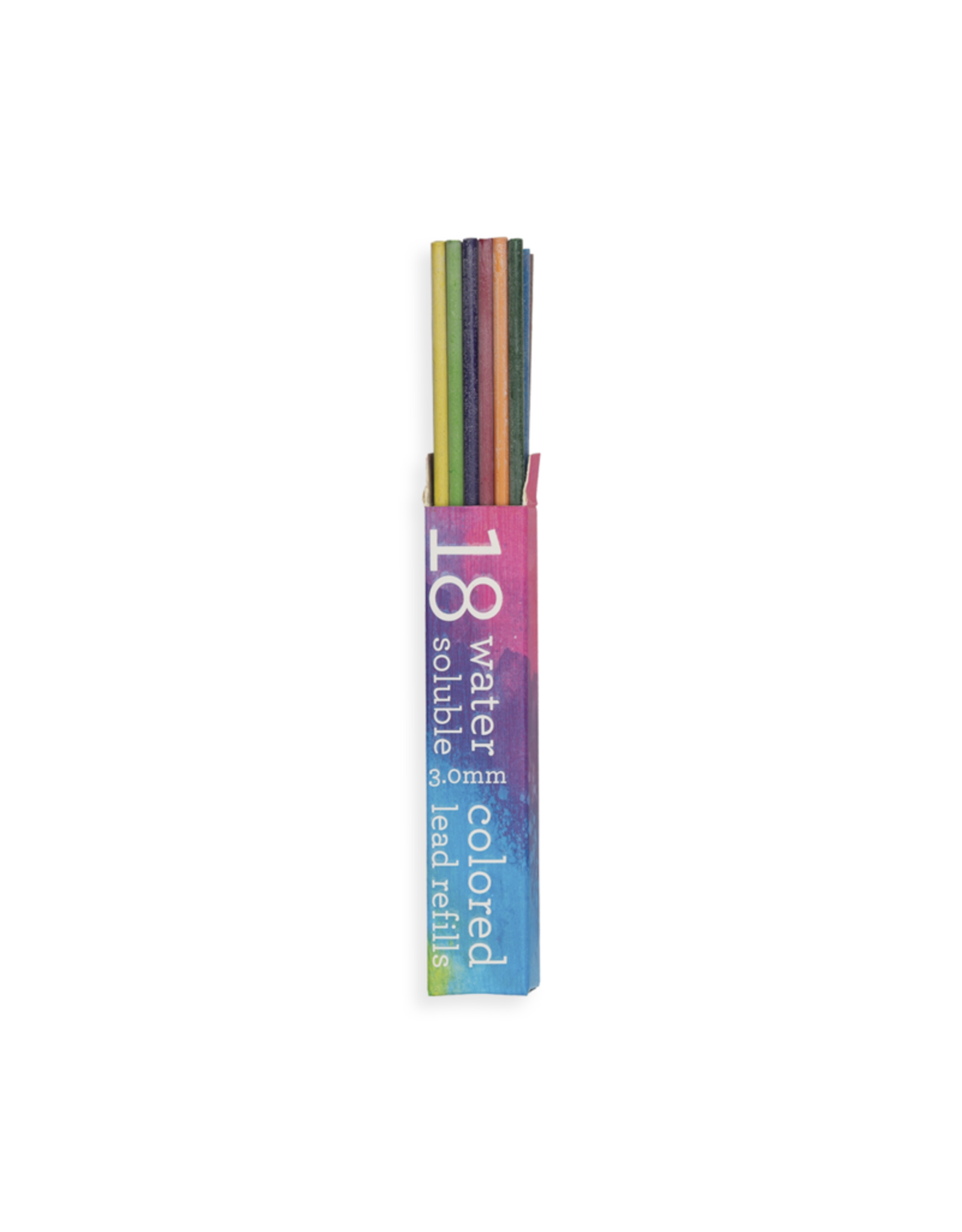 Ooly CHROMA BLENDS MECHANICAL WATERCOLOR PENCILS REFILLS - 18 PC'S
