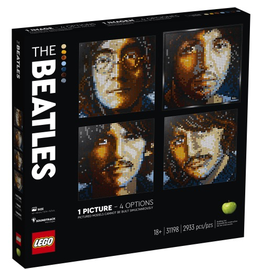 LEGO ART - 31198 - THE BEATLES