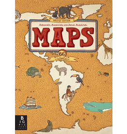MAPS DELUXE EDITION