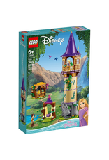 LEGO DISNEY PRINCESS - 43187 - RAPUNZEL'S TOWER