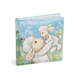 Jellycat Jellycat BKU4MM My Mom and Me Book