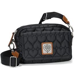 Brighton Brighton H15043 Black Knix Utility Bag