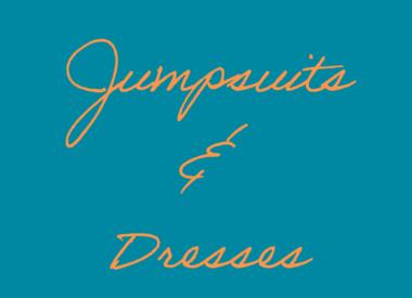 Jumpsuit & Dresses