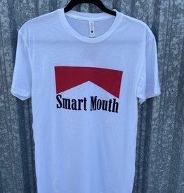 Wandering Wagon Smart Mouth tee