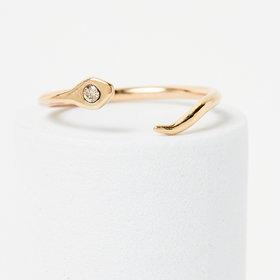Adriatic Snake Ring
