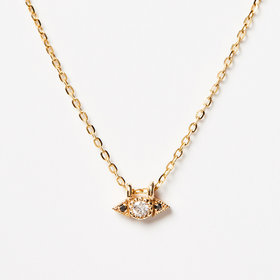 Jennie Kwon Diamond Spear Necklace