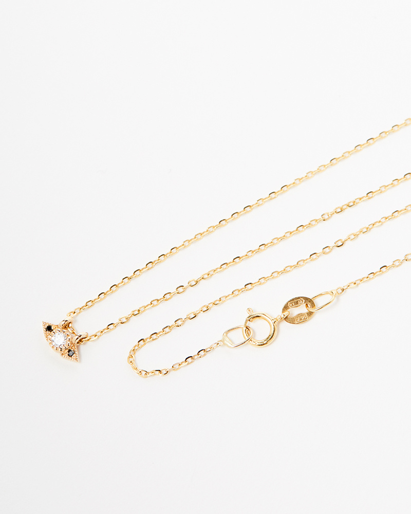 Jennie Kwon Diamond Spear Necklace