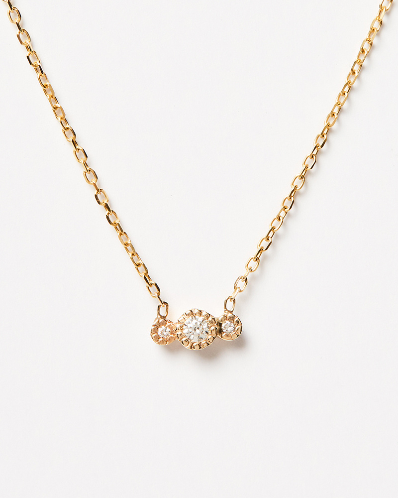 Jennie Kwon Diamond Journey Necklace