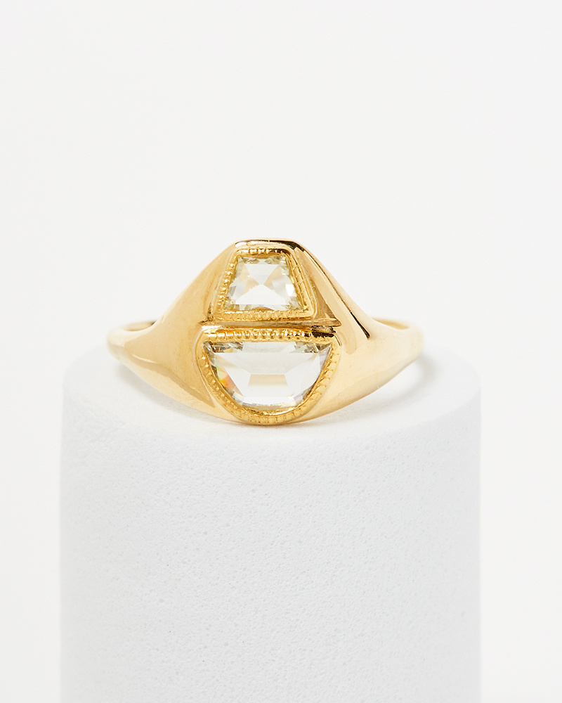 Elizabeth Street Jewelry The Mothership Ring