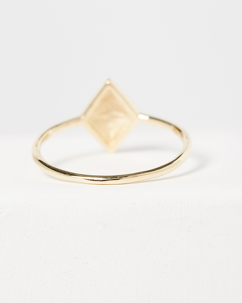 Jennie Kwon Diamond Milli Ring