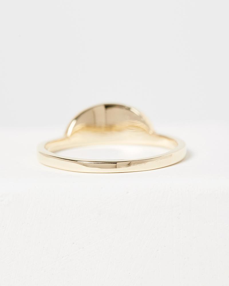 Jennie Kwon Deco Fan Ring
