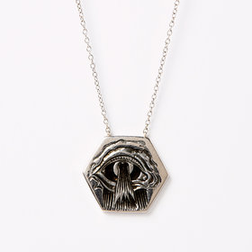 Nvit Blanche Evil Eye Protection Necklace