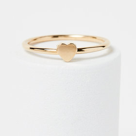 Nine Roses Heart Ring