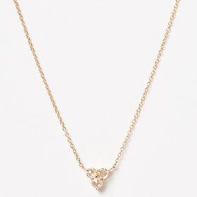 Nine Roses Triforce Rosecut Necklace