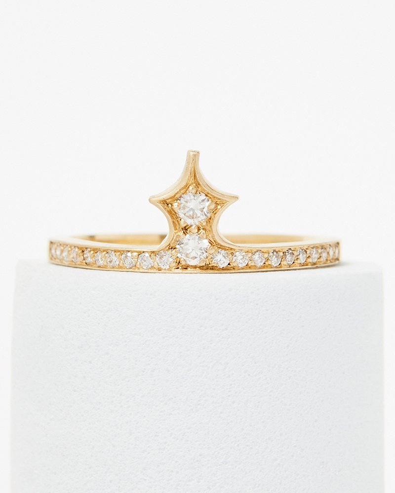 Michelle Fantaci Pawn Ring