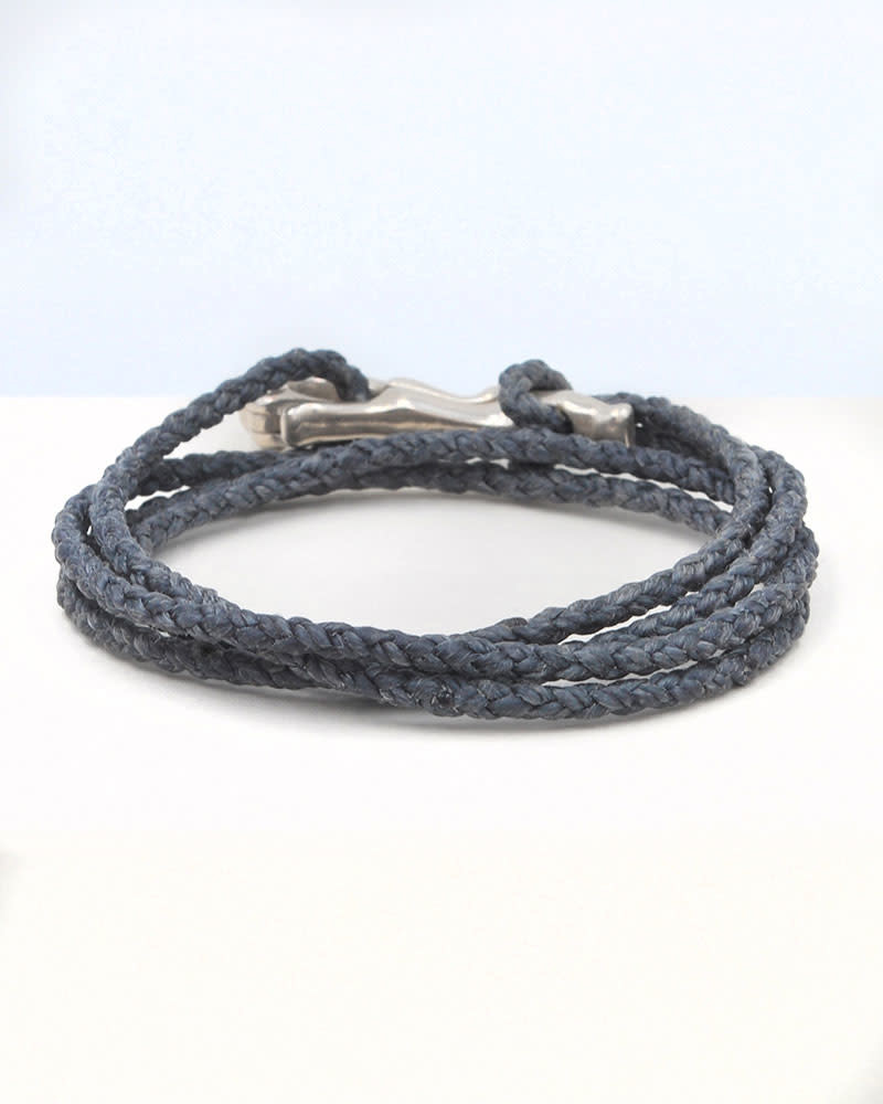 Cat Bates Sterling Silver Pelican Bracelet
