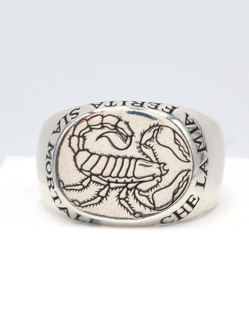Digby & Iona Scorpion Signet