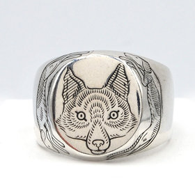 Digby & Iona The Hunt Signet Ring
