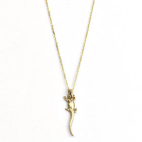 Adriatic Gator Necklace