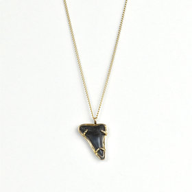 Melissa Joy Manning Shark Tooth Necklace