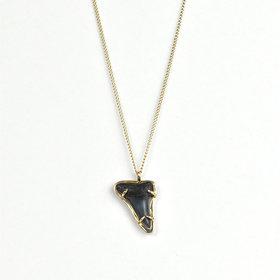 Melissa Joy Manning Shark Tooth Necklace