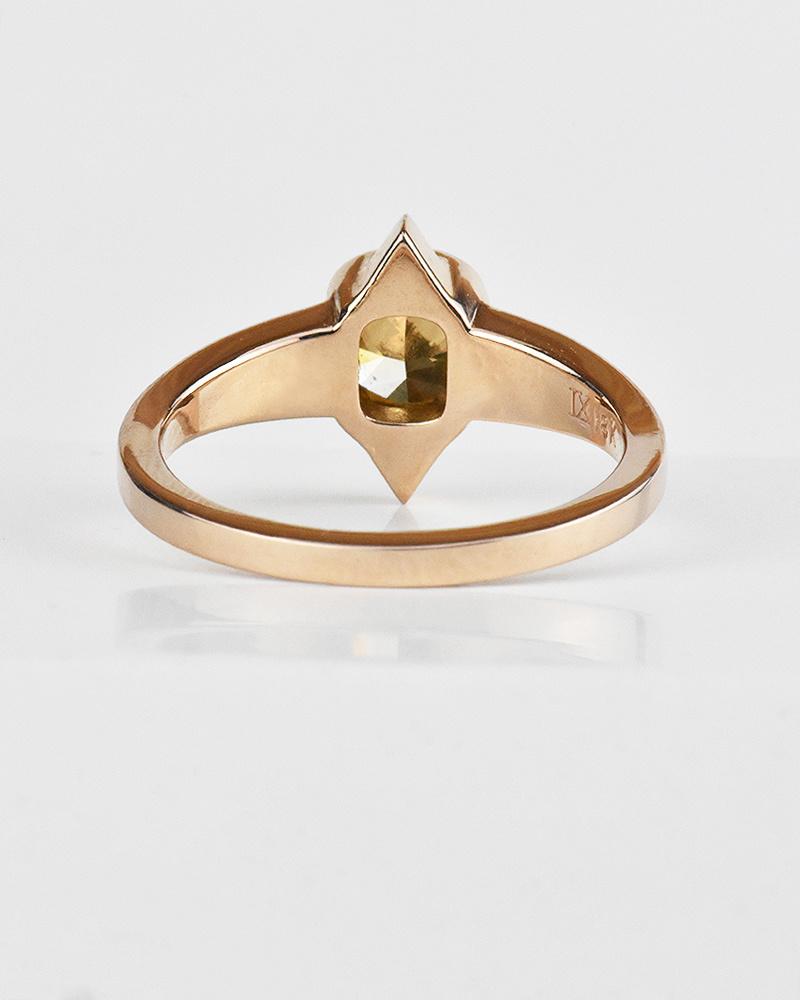 Nine Roses Intergalactic Crown Ring
