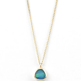 Melissa Joy Manning Opal Necklace
