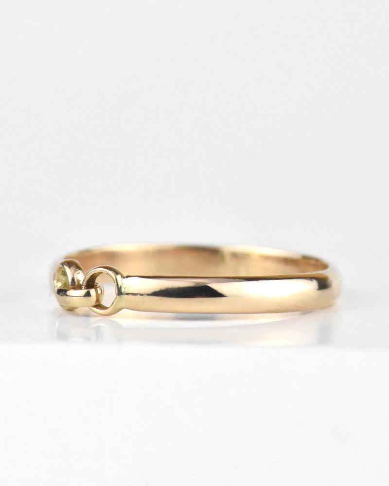 Adriatic Three Link Ring