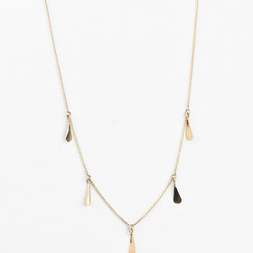 Melissa Joy Manning Gold Seed Necklace