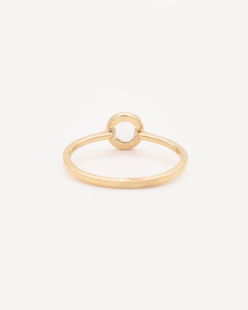 Nine Roses Yellow Gold Amelia