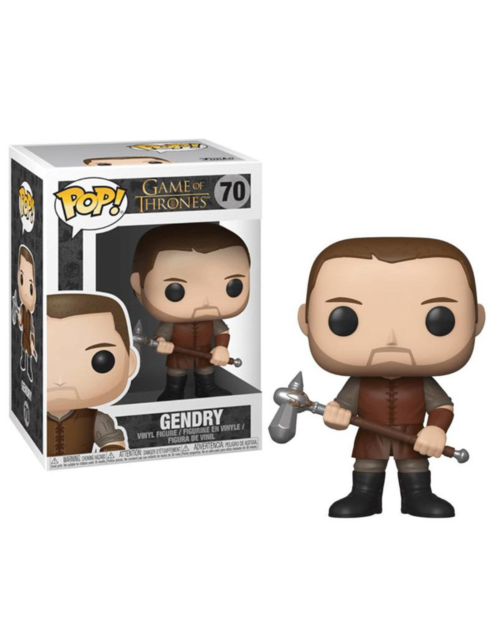 Game of thrones Game of Thrones Gendry 70 ( Funko Pop )