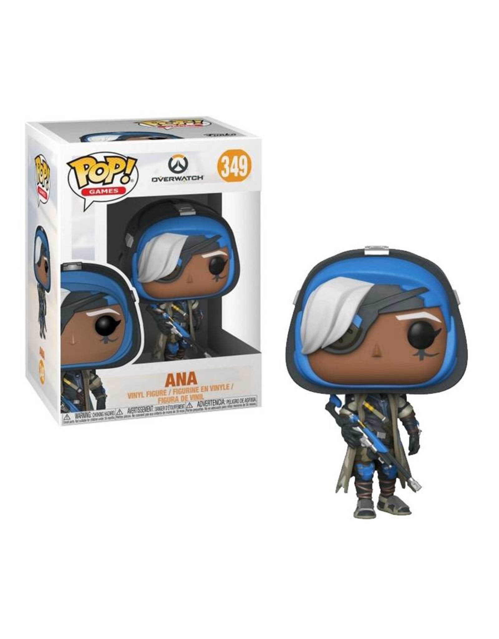 Overwatch Ana 349 ( Funko Pop )