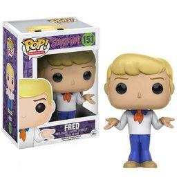 Scooby-Doo Fred 153 ( Funko Pop )