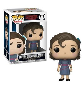 Stanger Things Eleven 717 ( Funko Pop )
