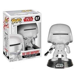 Star Wars Star Wars First Order Snowtrooper 67 ( Funko Pop )