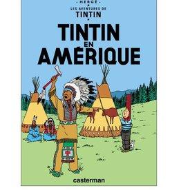 Tintin Tintin ( BD #3 ) Tintin en Amérique