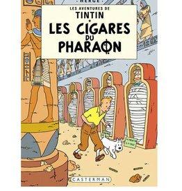 Tintin Tintin  ( BD #4 ) Les cigares du pharaon