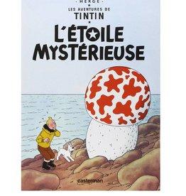 Tintin Tintin ( BD #10 ) L'étoile mystérieuse