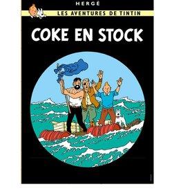 Tintin Tintin ( BD #19 ) Coke en stock