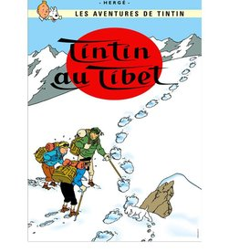 Tintin Tintin ( BD #20 ) Tintin au Tibet