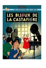 Tintin Tintin ( BD #21 ) Les bijoux de la Castafiore